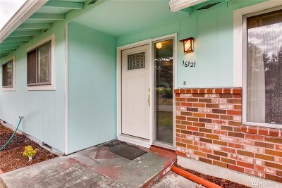Single Family Home Sold: 16121 14th Ave E