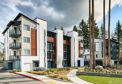 Sammamish Condo/Townhouse For Sale: 23115 NE 8th St #C4