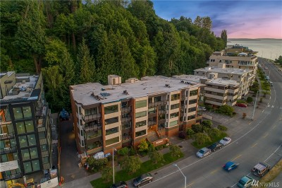 Seattle Condo/Townhouse For Sale: 1140 Alki Ave SW #202