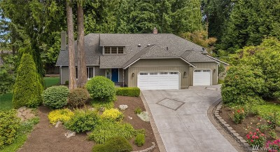 Redmond Single Family Home For Sale: 18527 NE 25th Wy
