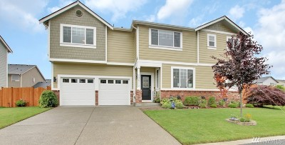 Spanaway Single Family Home For Sale: 20512 80th Ave E