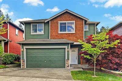 Bothell Condo/Townhouse For Sale: 4112 SE 150th St
