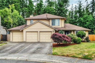 Maple Valley Single Family Home For Sale: 26784 231st Place SE