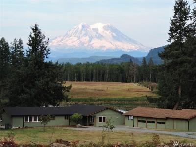 Yelm Single Family Home For Sale: 17920 Fennel Rd SE
