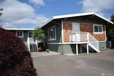 Lewis County Single Family Home For Sale: 1401 Lum Rd