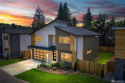Bothell WA Single Family Home For Sale: $935,000