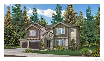 Bremerton Single Family Home For Sale: 5644 Skyfall (Lot 4) Place NW