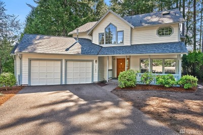 Silverdale Single Family Home For Sale: 1183 NW Gooseberry Ct