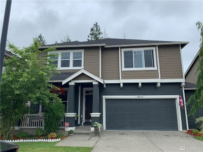 Single Family Home For Sale: 7015 Raptor Ave NE