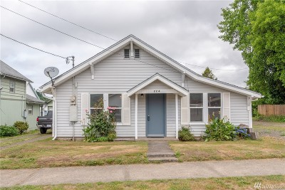 Lewis County Single Family Home For Sale: 224 Main St