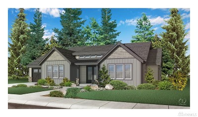 Bremerton Single Family Home For Sale: 5509 Muddy Paws (Lot 20) Ct