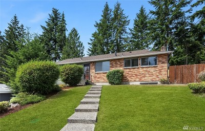Edmonds Single Family Home For Sale: 7917 196th Place SW