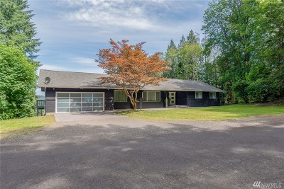 Chehalis Single Family Home For Sale: 110 Traci Terrace