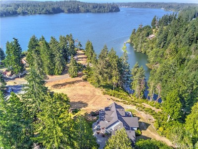 Grapeview Single Family Home For Sale: 260 E Robbins Rd