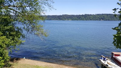 Pierce County Residential Lots & Land For Sale: 10th Ave NW