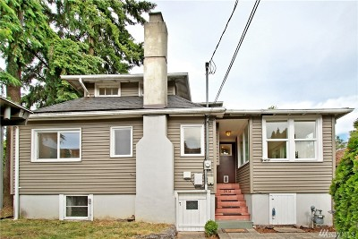 Seattle Single Family Home For Sale: 2014 2nd Ave N