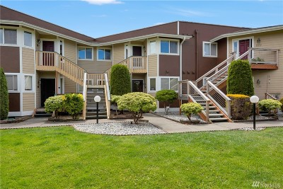 Whatcom County Condo/Townhouse For Sale: 1504 Peace Portal Dr #B 1