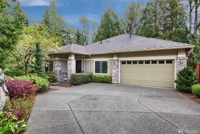 Redmond Single Family Home For Sale: 11838 242nd Place NE