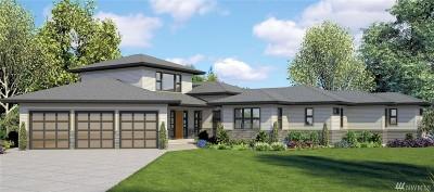 Pierce County Single Family Home Pending: 13811 190th Ave E