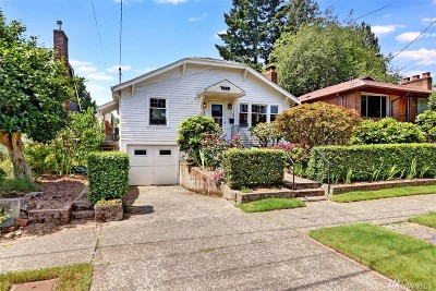 Seattle Single Family Home For Sale: 7029 34th Ave NE