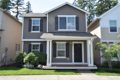 Snoqualmie Condo/Townhouse For Sale: 33700 SE Tibbits St #9