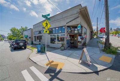 Seattle Commercial For Sale: 6408 Latona Ave NE