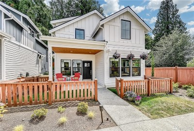 Sammamish Single Family Home For Sale: 22711 SE 14th Ct #2