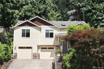 Bellingham WA Single Family Home Pending Inspection: $378,000