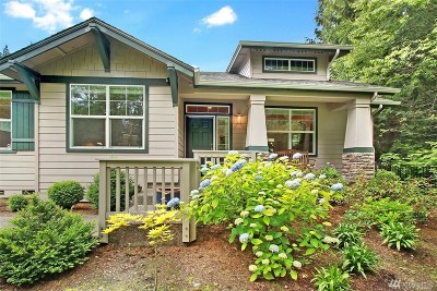 Redmond Single Family Home For Sale: 24436 NE Vine Maple Way