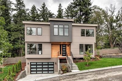 Kirkland Single Family Home For Sale: 8012 NE 116th Lane