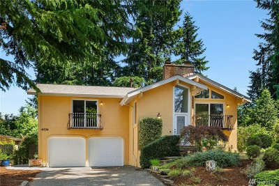 Redmond Single Family Home For Sale: 6314 152nd Ave NE