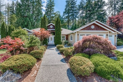 Gig Harbor Single Family Home For Sale: 8010 Springfield Dr NW