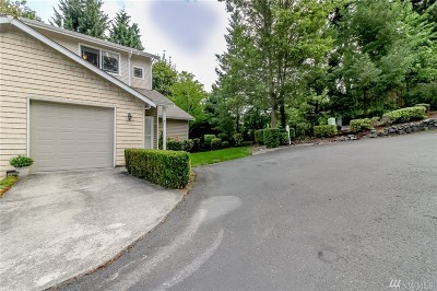 Puyallup Condo/Townhouse For Sale: 2419 S Meridian Avenue #C-17