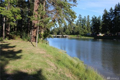 Whatcom County Residential Lots & Land For Sale: 8635 Blaine Rd