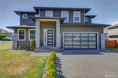 Single Family Home For Sale: 5315 Coastal Lp