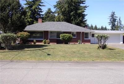 Everett Single Family Home For Sale: 711 48th St SE