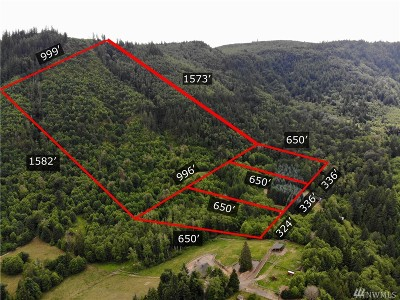 Lewis County Residential Lots & Land For Sale: 6902 Us Hwy 12