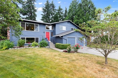 Kirkland Single Family Home For Sale: 13241 126th Place NE
