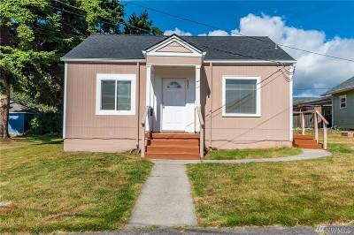 Oak Harbor Single Family Home Pending Inspection: 825 SE Jensen St
