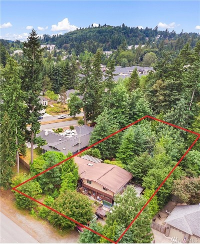Bellevue Single Family Home For Sale: 4571 167th Ave SE