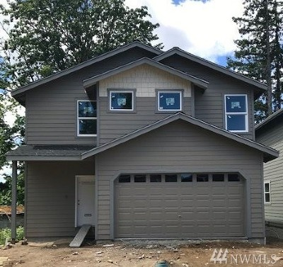 Port Orchard Single Family Home For Sale: 4251 SE Horsehead Wy