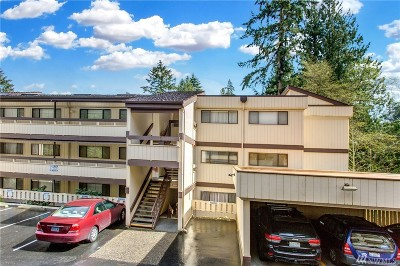 Seattle WA Condo/Townhouse For Sale: $389,000
