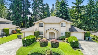 Puyallup Multi Family Home For Sale: 9909 148th St Ct E