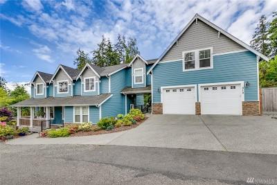 Bainbridge Island Single Family Home For Sale: 510 Ferncliff Ave NE