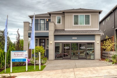 Snohomish County Single Family Home For Sale: 13371 188th Ave SE #SB58
