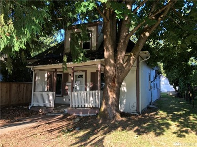 Single Family Home For Sale: 321 S Madison St