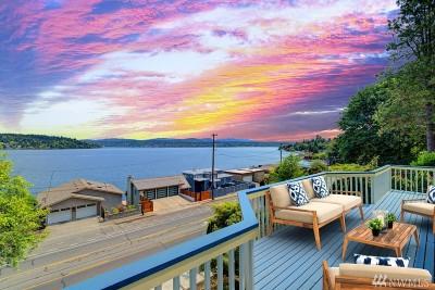 Single Family Home For Sale: 9837 Rainier Ave S