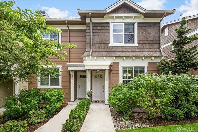 Newcastle Condo/Townhouse For Sale: 7525 129th Place SE #E101