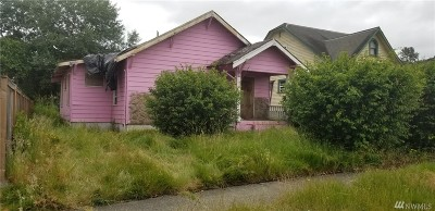 Pierce County Single Family Home For Sale: 1632 E 34th St