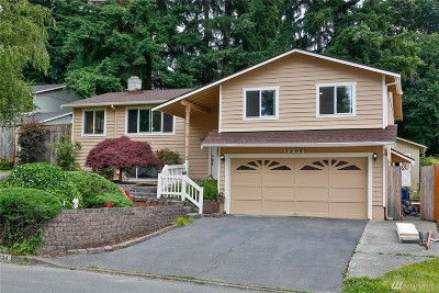 Kirkland Single Family Home For Sale: 12234 NE 136th Pl